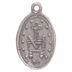 Medaglia Madonna Miracolosa 1,9 cm s2