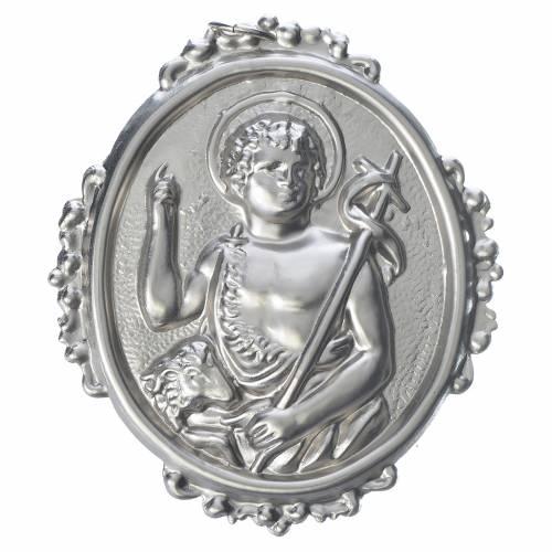 Medaglione per confraternite San Giovanni Battista s1
