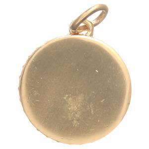 Médaille argent 800 Vierge Miraculeuse diam 1,7 cm s2