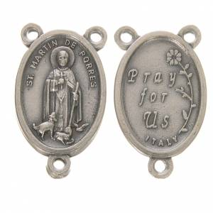 Medal with Saint Martin de Porres s1