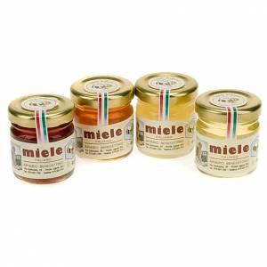 produits de la ruche: Miel petits pots de l'abbaye S.Maria de Finalpia