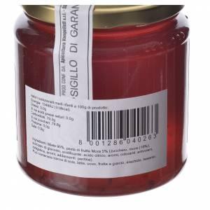 produits de la ruche: MieleFrutta Mûre 400 gr Camaldoli