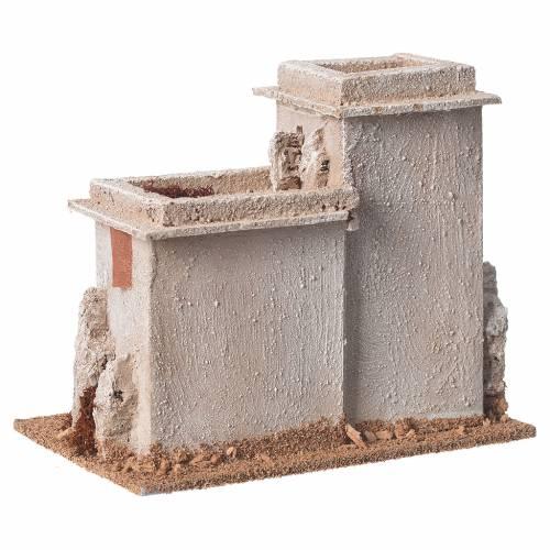 Minaret arabe pour crèche 17x15x12 cm s4
