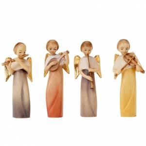 Angels: Modern style musician angel
