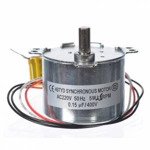 Motoriduttore MV 2,5 giri/min presepe s2