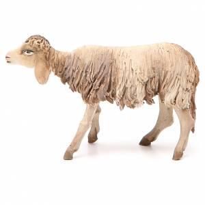 Mouton debout 18 cm crèche Angela Tripi s2
