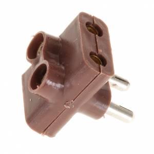 Lanternes et lumières: Multiprise électrique triple bas voltage 3,5 et 4,5v