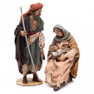Natività Angela Tripi 18 cm terracotta s1
