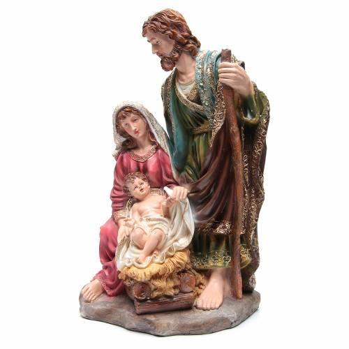 Nativité résine 3 personnages 70 cm s2