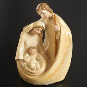 Nativité simple en résine 11 cm s2