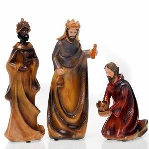 Nativité statuettes en résine s4