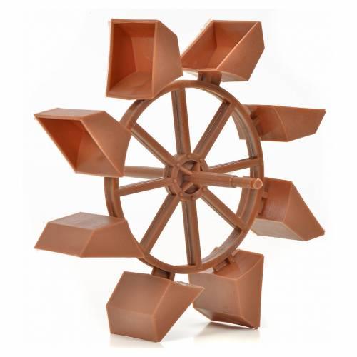 Nativity accessory, mill wheel, 11 cm s1