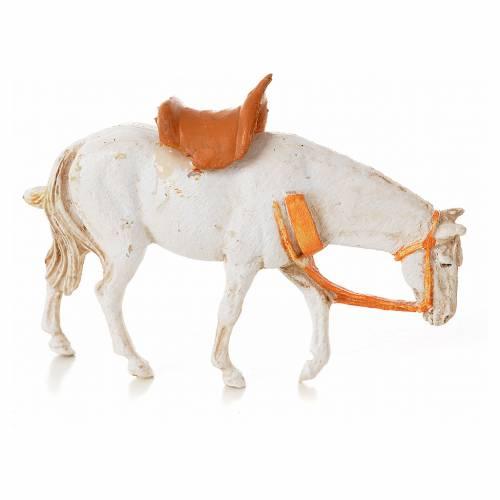 Nativity figurine, horse 6 cm s1
