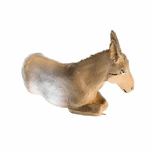 Nativity figurine, sitting donkey 13cm  s2