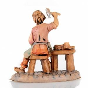 Nativity set accessory, Shoemaker figurine 8cm s2