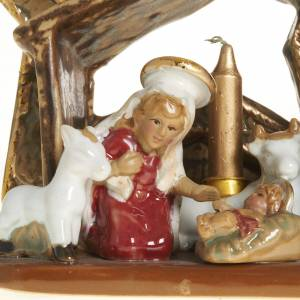 Nativity with star-shaped hut s5
