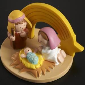 Nativity sets: Nativity with star