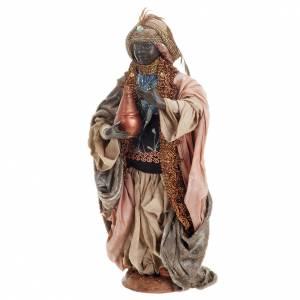 Neapolitan figurines, the Magi 30cm s8