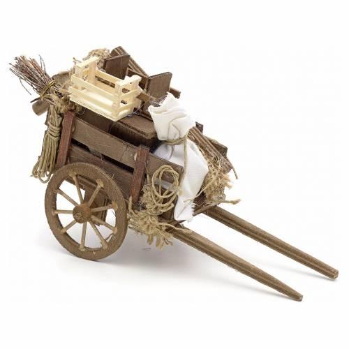 Neapolitan Nativity scene accessory, evicted cart s1