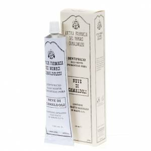 Natural shampoos, shower gels, soaps and toothpastes: Neve di Camaldoli Toothpaste (100 ml)