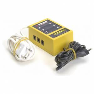 Controladores para el Belén: Newmagic (Frisalight): sincronización efectos a led