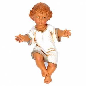 Figuras del Belén: Niño Jesús 65 cm. Fontanini resina