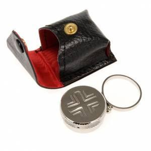 Oli santi: vasetto anello con astuccino s1