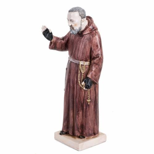 Padre Pio 30 cm. Fontanini similar porcelana s2