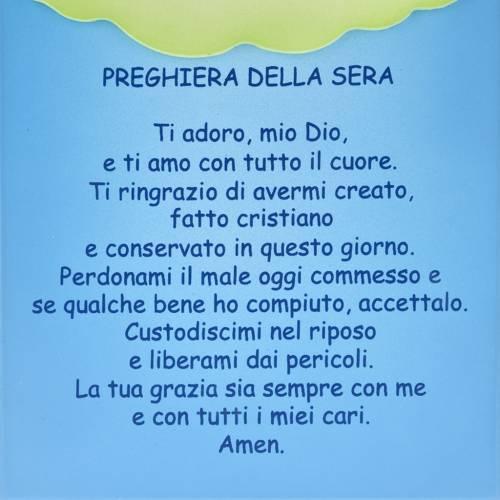 Pala bassorilievo Preghiera della Sera s3
