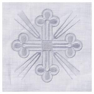 Linges d'autel: Pale mi-lin