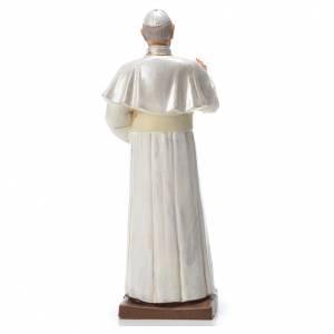 Pape François 13 cm Fontanini s2