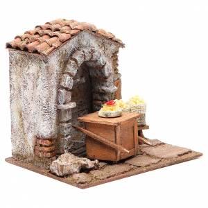 Pasta maker shop for nativity 10cm s3