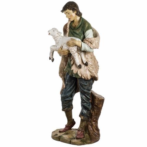 Pastor con oveja 180 cm. pesebre Fontanini s2