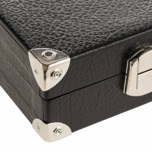 Pastoral staff case, crozier with olive leaves s3