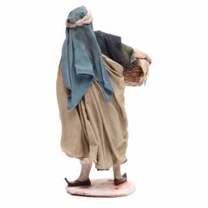 Pastore con muschio 30 cm Angela Tripi s3