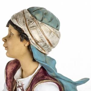 Statue per presepi: Pastore con tamburo 125 cm Fontanini