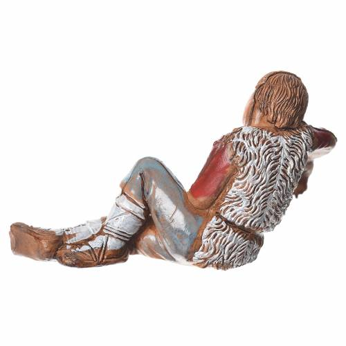 Pastore dormiente 10 cm Moranduzzo s2