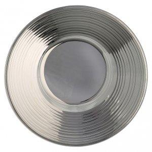 Calices Ciboires Patènes en métal: Patène mod. St Anselme bord rayé