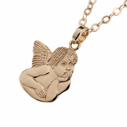 Ange de Raffaello collier or 750/00 - 1,50 gr s1