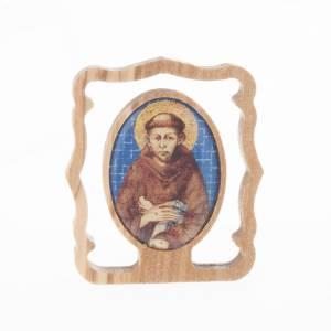 Petit carré St. François, pour table s1