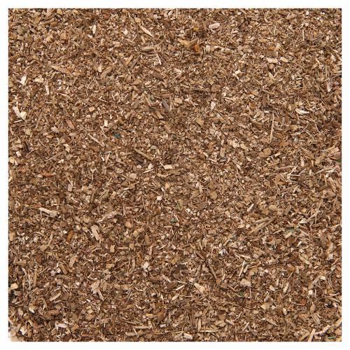 Polvere marrone 80 gr per presepe s2