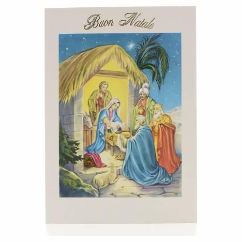 Postal Nacimiento de Jesús s1