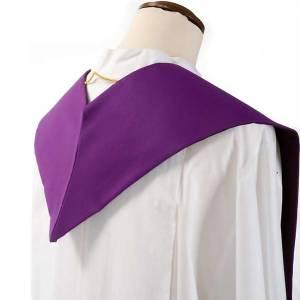 Priesterstolen: Priesterstola Symbole Trauben und Ähre