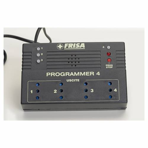 Programmateur pour luminaires crèche Programmer 4 s4