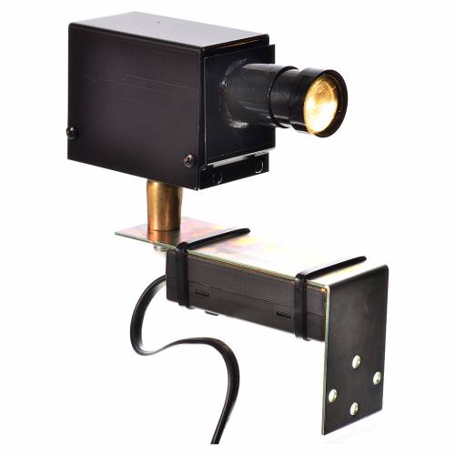 Proyector diám. 25 mm. belén s4