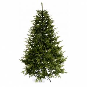 Árboles de Navidad: Árbol de Navidad 225 cm Poly Feel-Real verde Bloomfield Fir