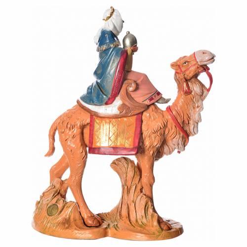 Re moro su cammello 19 cm Fontanini s3