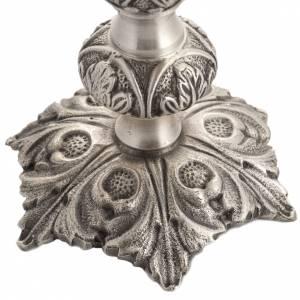 Reliquary in bronze H27 cm s3