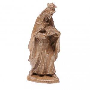 Reyes Magos, mod. Orient, madera Valgardena patinada s3
