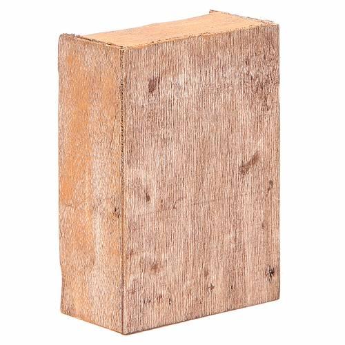 Ripiano del pane per presepi altezza cm 12 s3
